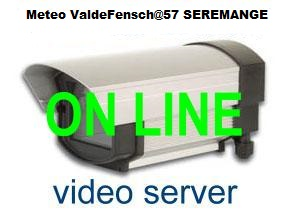 Streaming Webcam ValdeFensch